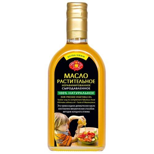 Golden Kings of Ukraine Масло растительное сыродавленное 0.35 лМасло растительное<br>