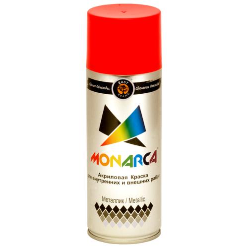 Краска Eastbrand Monarca металлик блестящий красный 520 мл
