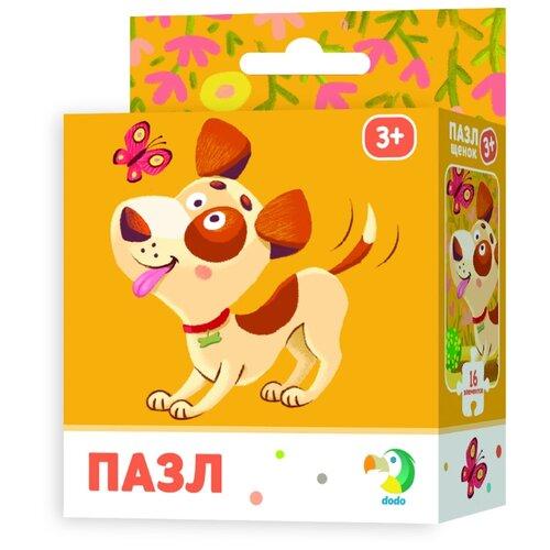 Купить Пазл Dodo Щенок (R300111), 16 дет., Пазлы