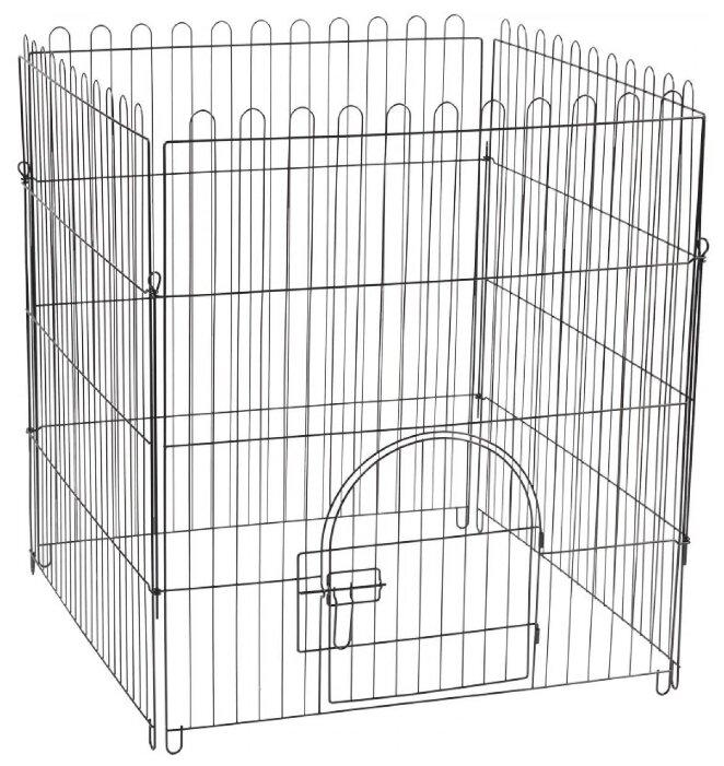 Вольер для собак Triol 30701006 84х168х95 см