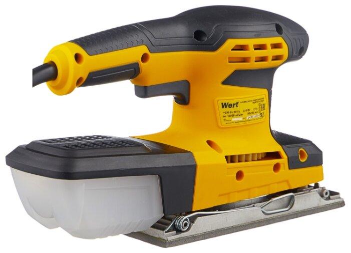 Плоскошлифовальная машина Wert EVS 230QD