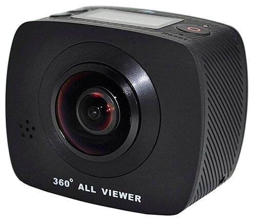 Сравнение с Экшн-камера SITITEK SVR360