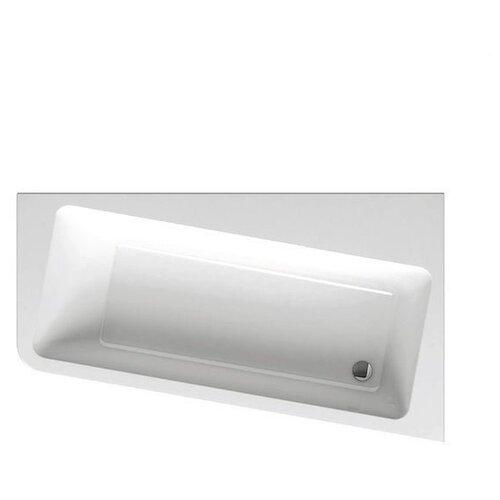 Ванна RAVAK 10° 170x100 без гидромассажа акрил угловая правосторонняя ванна отдельностоящая ravak rosa 95 150x95 без гидромассажа акрил угловая правосторонняя