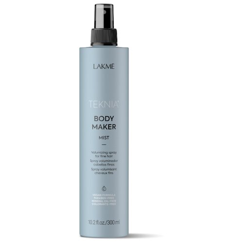 Купить Lakme Спрей для придания объема волосам Body Maker Mist, 300 мл