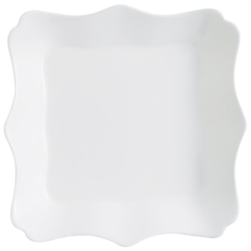 Luminarc Тарелка суповая Authentic 20х20см white