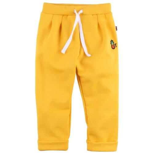 Купить Брюки Bossa Nova Мокко 498Б-461-ж размер 74, желтый, Брюки и шорты