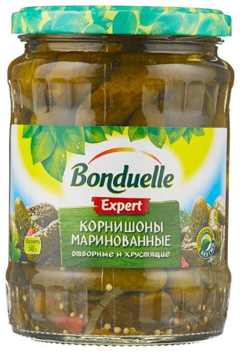 Корнишоны Bonduelle Expert маринованные 580мл