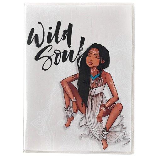 Купить Ежедневник Sammy ICON Wild Soul Mini недатированный, 144 листов, белый, Ежедневники, записные книжки