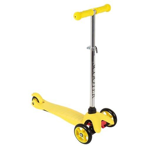 цена на Кикборд Leader Kids LK-102 желтый