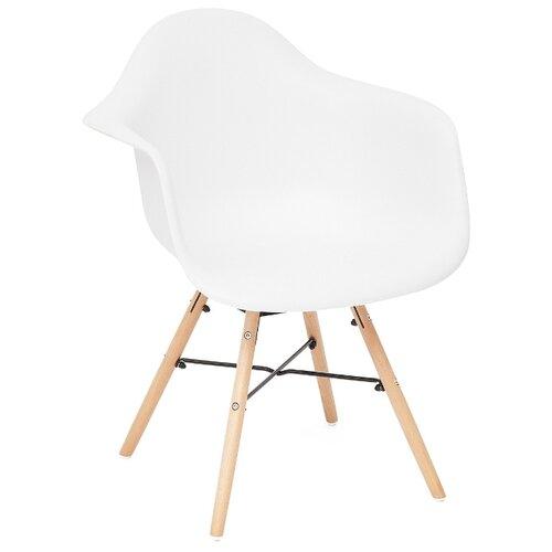 Кресло Secret de Maison Cindy (Eames) (mod. 919) белый банкетка secret de maison aprica multicolor доступные цвета alba multicolor