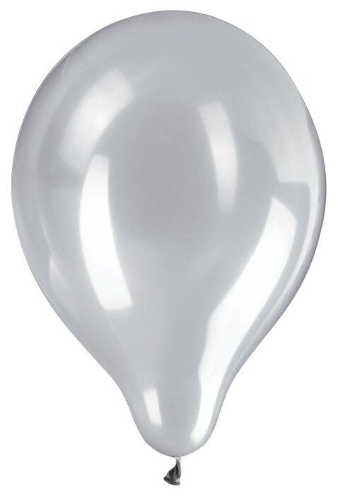 Набор воздушных шаров ZIPPY Металлик 25 см (50 шт.)
