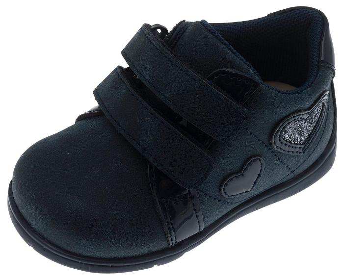 Ботинки Chicco Gladys для девочек, размер 190, цвет синий