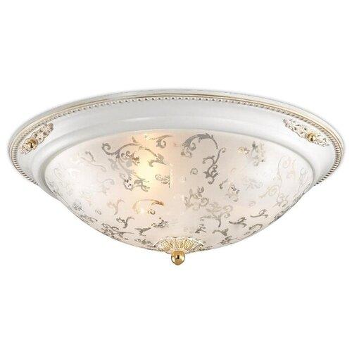 Люстра Odeon light Corbea 2670/3C белая, E27, 180 Вт потолочная люстра odeon light camili 2647 3c
