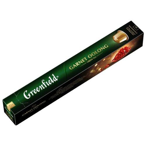 Чай в капсулах Greenfield Garnet Oolong, 10 капс. чай в капсулах greenfield raspberry cream 10 капс