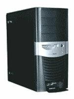 Компьютерный корпус Ascot 6AR/340 Black/silver