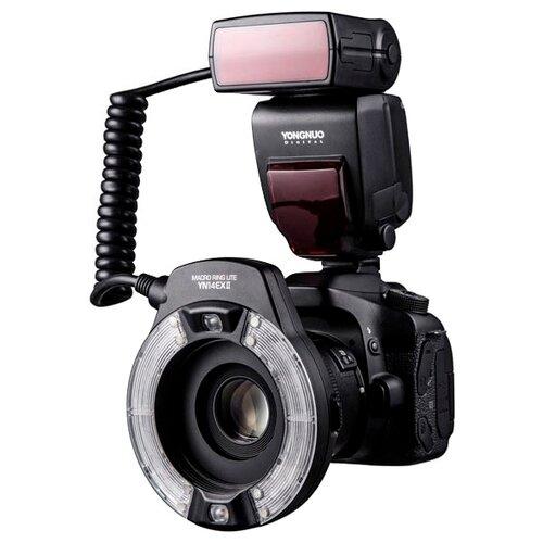 Вспышка YongNuo YN-14EX II Macro TTL for Canon yongnuo yn 622c yn622c yn622 622c tx wireless ttl hss flash trigger set for canon support yn685c yn 685c yn 568ex ii yn568ex ii