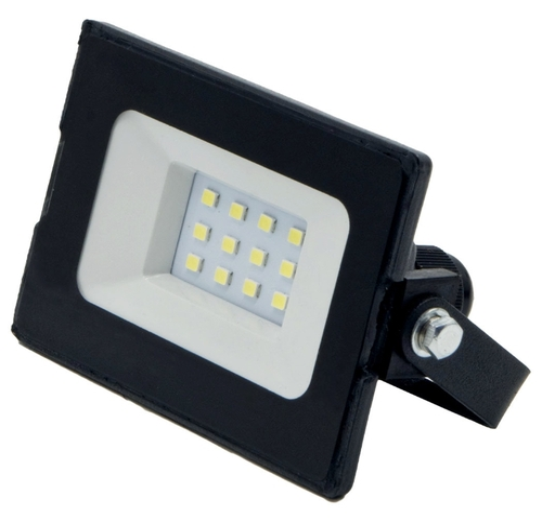 Прожектор светодиодный 10 Вт Glanzen FAD-0001-10-SL — цены в магазинах рядом с домом на Яндекс.Маркете