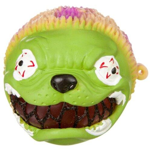 Игрушка-мялка BONDIBON Чудики. Чудище-юдище (ВВ3975) зеленый/оранжевый