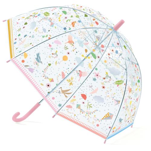 Зонт DJECO бесцветный/розовый