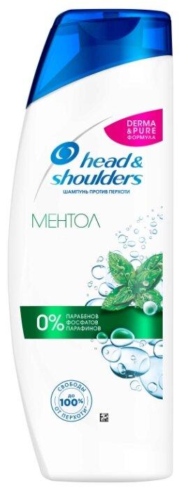 Купить Head & Shoulders шампунь против перхоти Ментол 400 мл по низкой цене с доставкой из Яндекс.Маркета