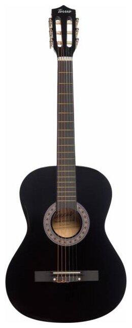 Классическая гитара Terris TC-3801A BK 7/8