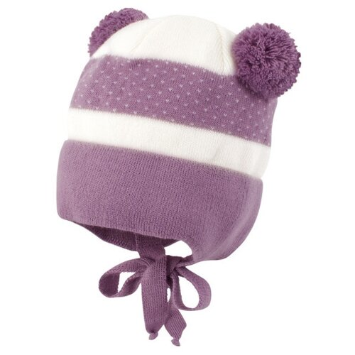 шапка шлем prikinder размер 48 50 хаки Шапка Prikinder размер 46-48, темно-пыльная роза/молоко