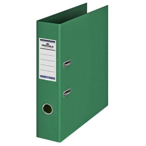 Купить DURABLE Папка-регистратор А4, ПВХ, 70 мм зеленый, Файлы и папки