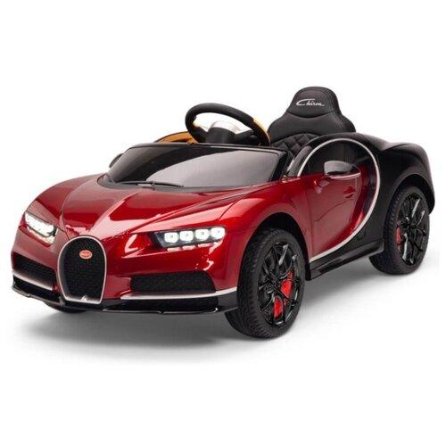 Купить Harleybella Автомобиль Bugatti Chiron, красный, Электромобили