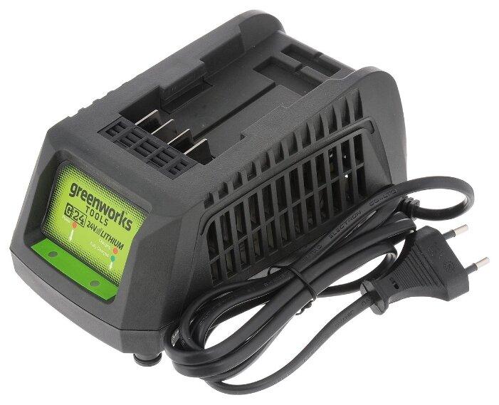Зарядное устройство greenworks G24C 2913907 24 В