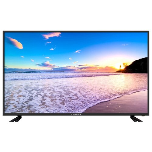 Телевизор HARPER 55U660TS 55 черный led телевизор harper 55u660ts