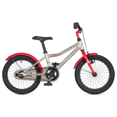 Детский велосипед Author Stylo 16 (2020) silver/red 9 (требует финальной сборки) дорожный велосипед author