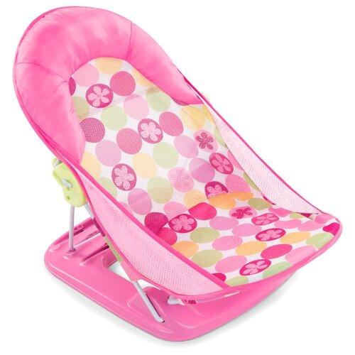 Купить Горка для купания Summer Infant Deluxe Baby Bather circle daisy, Сиденья, подставки, горки