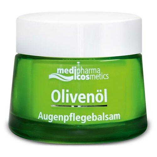 Medipharma cosmetics Бальзам-уход для кожи вокруг глаз Olivenöl Augenpflegebalsam, 15 мл medipharma cosmetics гель для