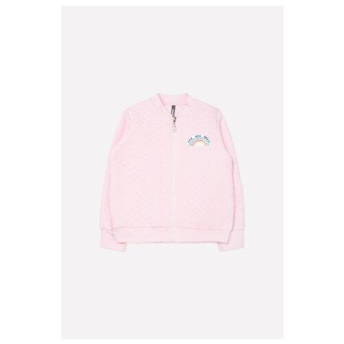 Жакет crockid размер 140, розовое облако, Жакеты  - купить со скидкой