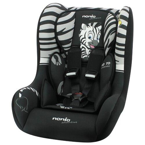 Автокресло группа 0/1/2 (до 25 кг) Nania Trio SP Comfort Animals, zebra автокресло группа 0 1 до 18 кг nania driver animals zebra 2020