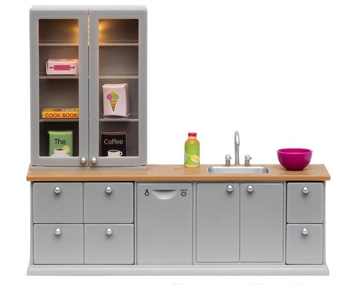 Lundby Кухонный набор с буфетом (LB_60201600)