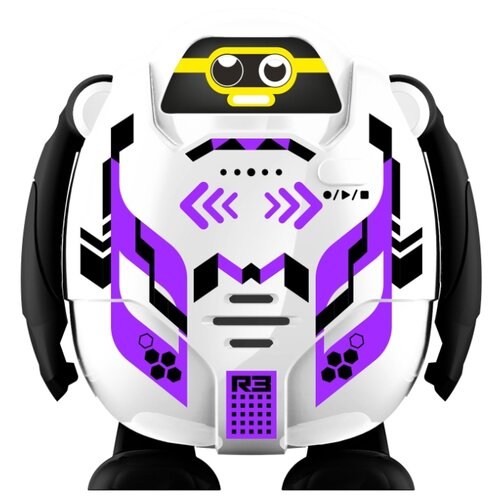 Купить Интерактивная игрушка робот Silverlit Talkibot белый, Роботы и трансформеры