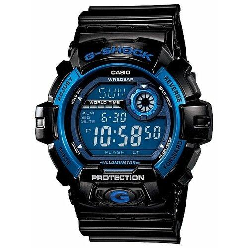 Наручные часы CASIO G-8900A-1E casio часы casio hs 80tw 1e коллекция digital