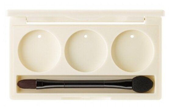 Футляр для косметики The Saem Eyeshadow Container 3 holes