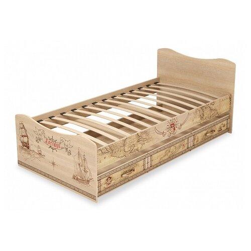 Кровать детская Ижмебель Квест 4