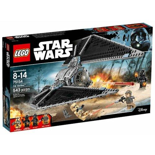 Конструктор LEGO Star Wars 75154 СИД-истребитель lego star wars 75272 конструктор лего звездные войны истребитель сид ситхов