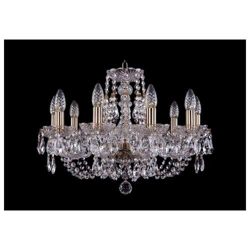 Люстра Bohemia Ivele Crystal 1406 1406/10/195/Pa, E14, 400 Вт люстра bohemia ivele crystal 1406 1406 12 300 pa