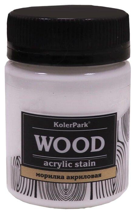 Морилка акриловая KolerPark для дерева
