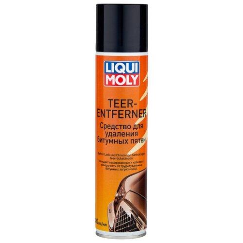 Очиститель кузова LIQUI MOLY от битумных пятен Teerentferner, 0.4 л