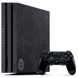 Игровая приставка Sony PlayStation 4 Pro 1 ТБ Kingdom Hearts III Limited Edition