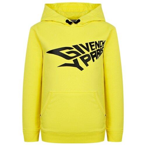 Худи GIVENCHY размер 152, желтый футболка givenchy размер 152 серый белый