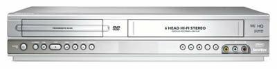 DVD/VHS-плеер Philips DVP3100V/58