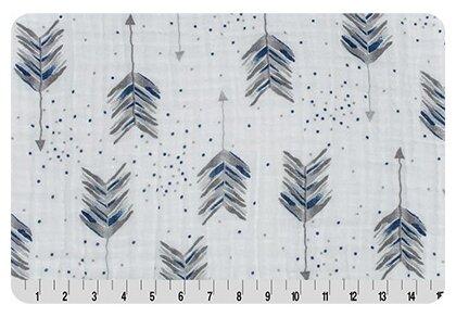 Ткани фасованные PEPPY (A - O) для пэчворка EMBRACE (марлевка) ФАСОВКА 100 x 125 см 120 г/кв.м 100% хлопок aim high steel