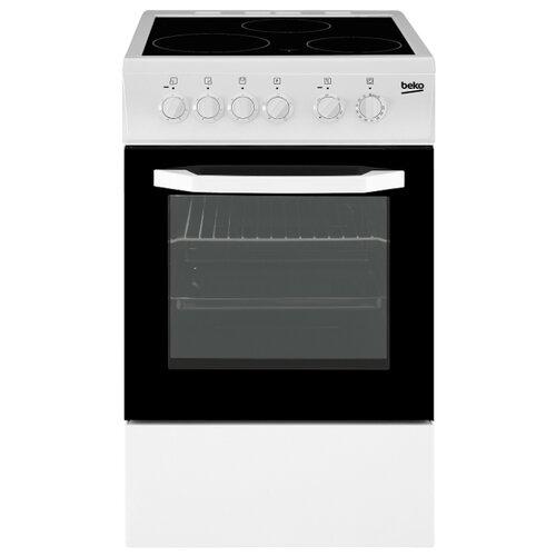 Электрическая плита Beko CSS 48100 GW цена 2017