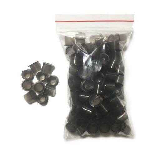 Емкость для краски AVA ACI046 S 100 шт. прозрачный черный